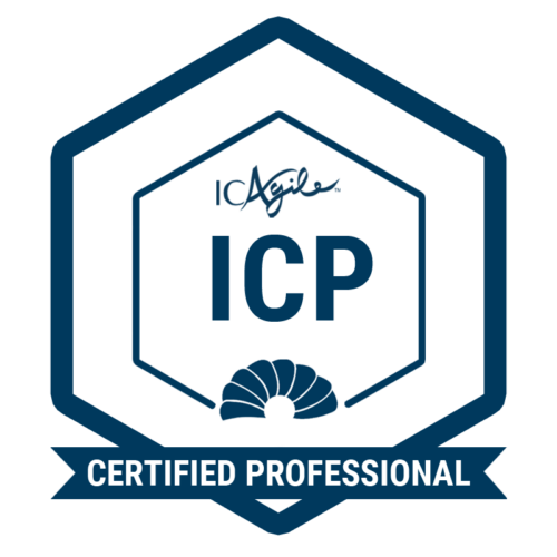 ICP Agile Badge