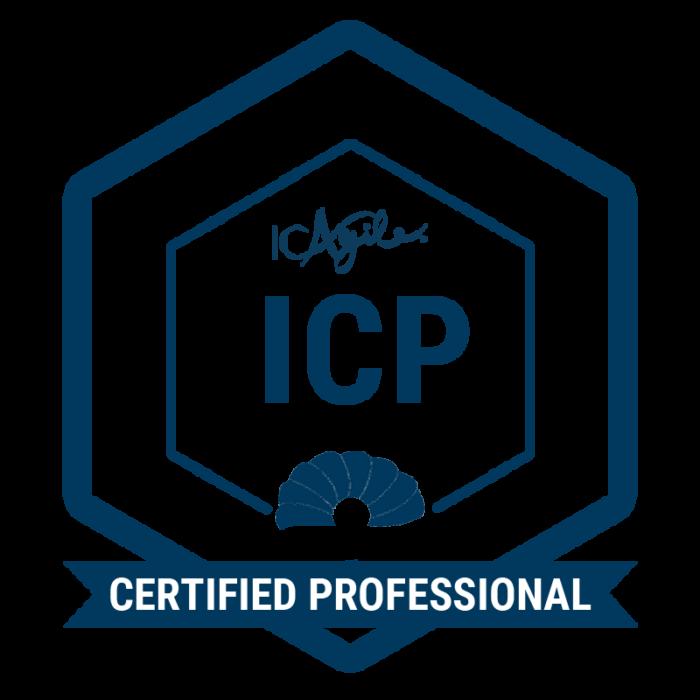ICP Agile Badge